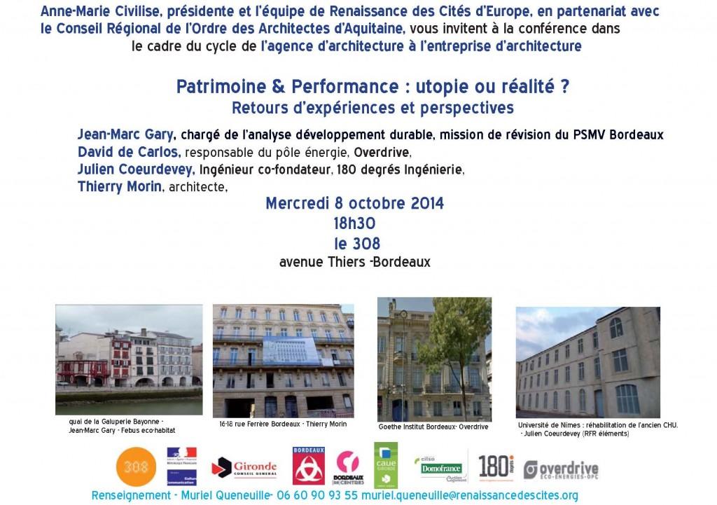 invitation patrimoine et performance