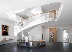 rénovation du musée des beaux arts de Draguignan
