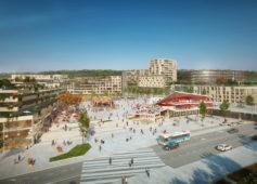 Projet du Belvédère, nouvelle ZAC à Bordeaux